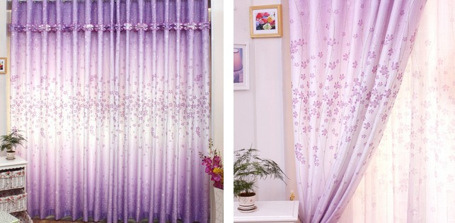 which color of living room curtains should we select?