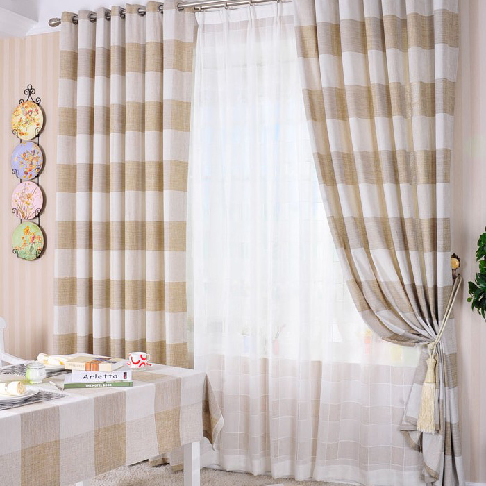 Amazing Cotton Curtains For Every Room