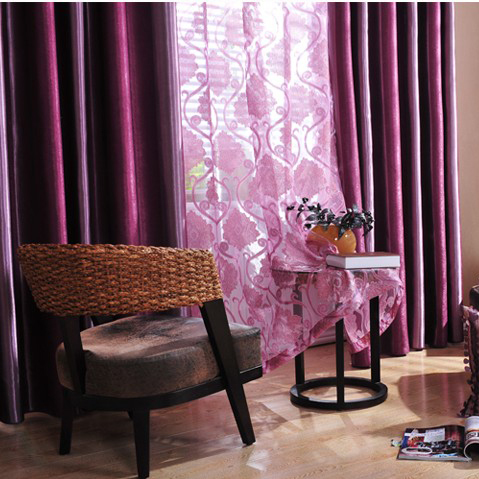 Purple Curtains For Bedroom Living Room Printing Living Room Or Bedroom Curtains In Purple At Bedroom Decor
