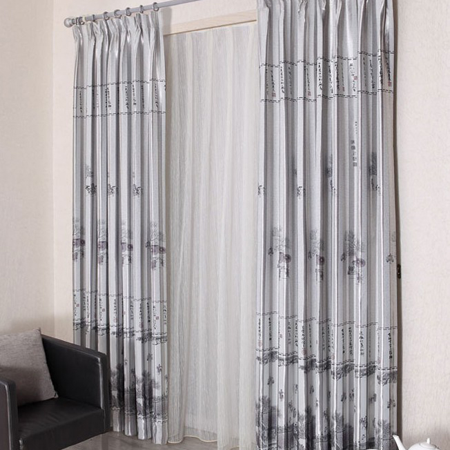 Gray Curtains for Quality and Variety