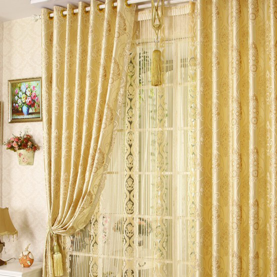 Fancy Bedroom Curtains - Home Design Ideas and Pictures