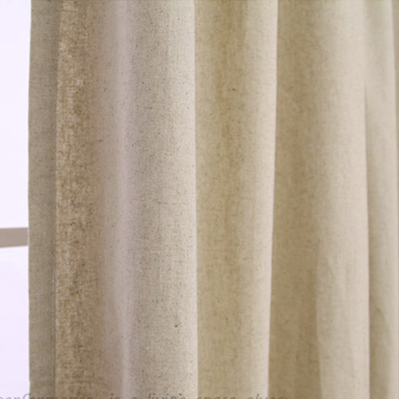 Blackout Curtains blackout curtains cheap : Cotton and Linen Warm Ivory Thermal Blackout Curtains , Buy Ivory ...