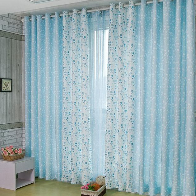 Curtains Ideas cheap curtains for sale : 2013 Sale Floral and Polka Dots Printing Curtains of Poly , Buy ...