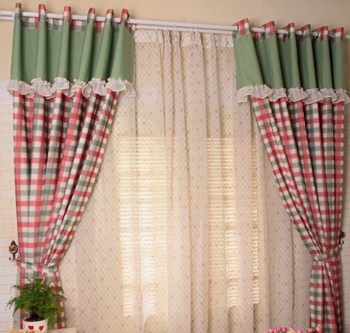 brilliant living room curtains red dining for modern style