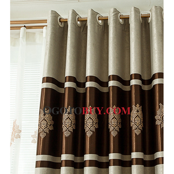 Curtains Ideas cheap brown curtains : Beautiful Designer Patterned Cheap Where Can I Buy Curtains, Buy ...