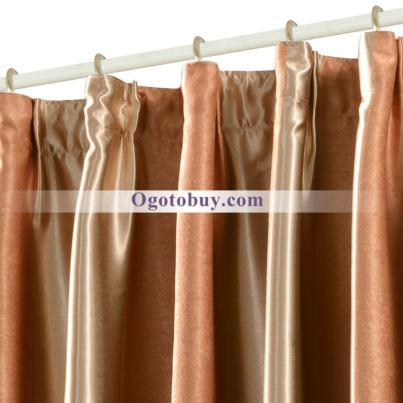 ... Modern Eco Friendly Luxury Gold Living Room Curtains ...