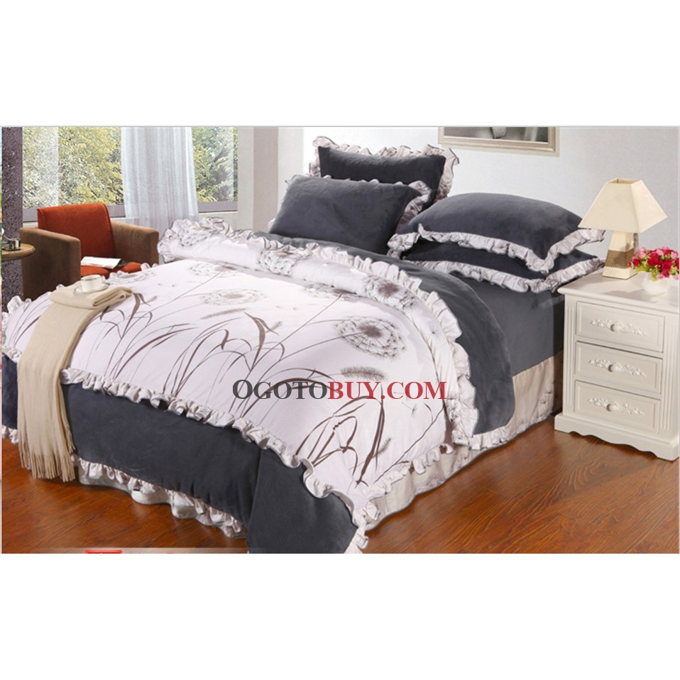 Black And White Bed In A Bag 28 Images 24pc Marci