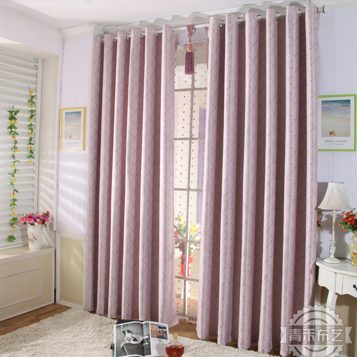 Curtains For Pink Room Best Home Design 2018