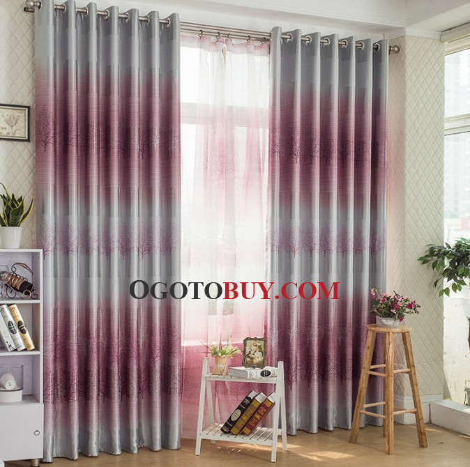 loading zoom blackout natural scenery energy saving buy curtains online