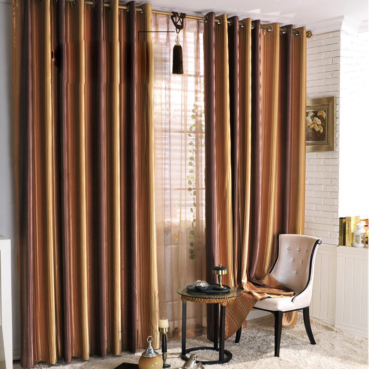 living room curtains cheap.  Cheap Striped Curtains for Blackout Living Room Loading zoom Buy Multi color