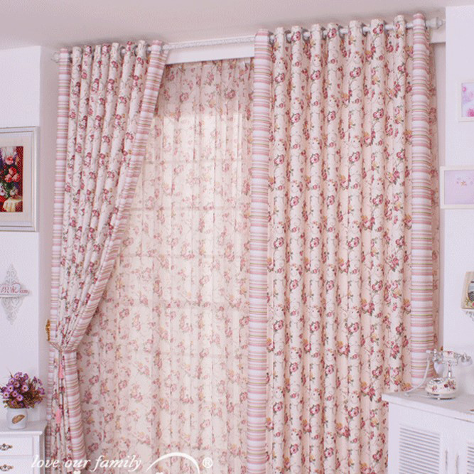 Country Style Curtains For Living Room Modern Shower Curtains