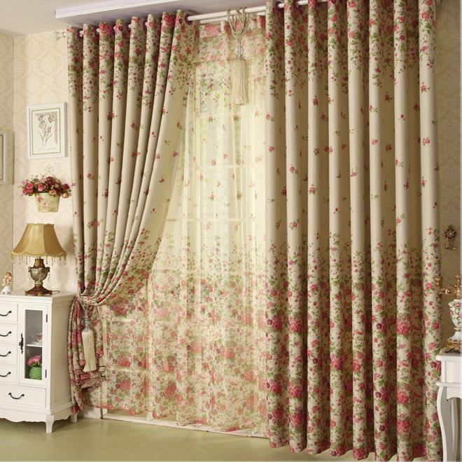 Loading Zoom. Elegant Two Sides Resette Country Curtains ...