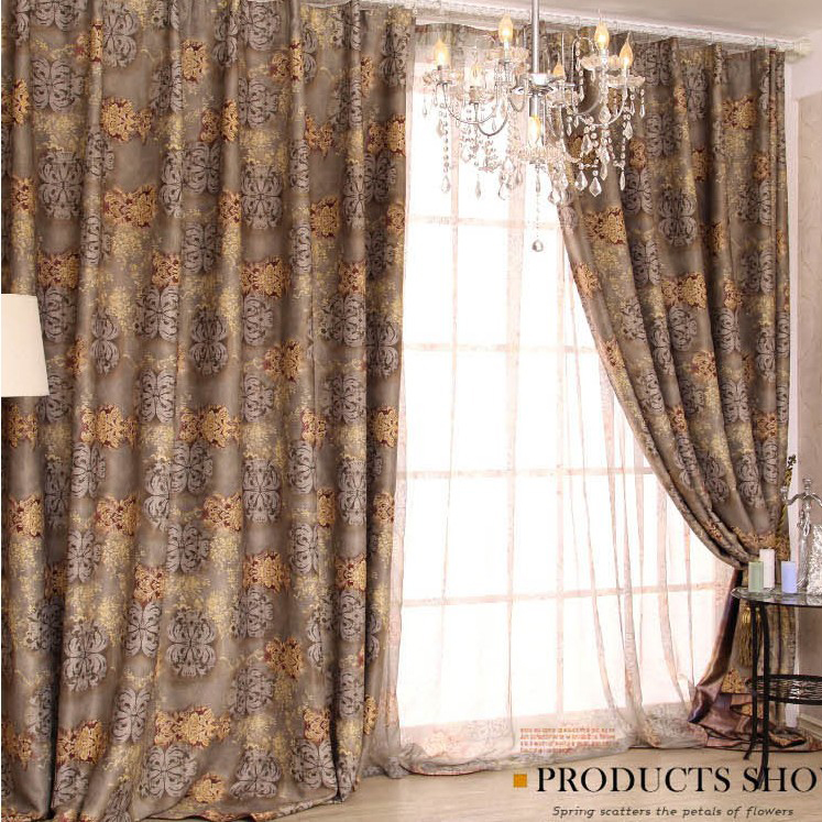 Vintage Look Curtains