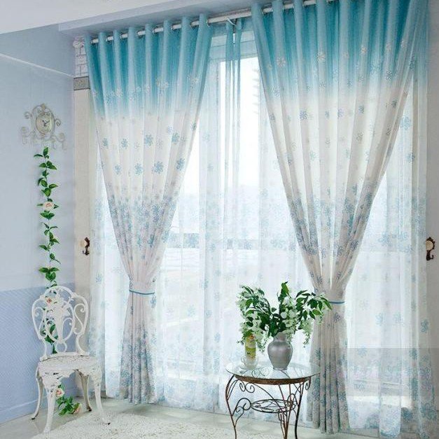 White And Blue Curtains Curtains Ideas 187 Blue Flower Curtains Inspiring Pictures Frugal