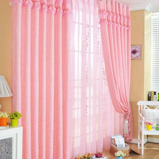 Lined Voile Curtains, Thermal Lined Curtains, Lined Drapes - ogotobuy.