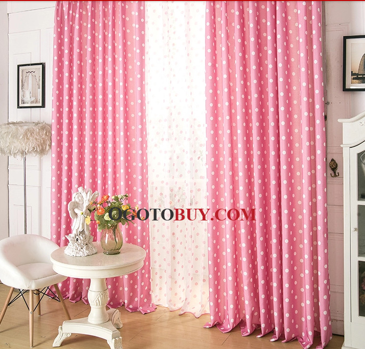 Girls Bedroom Pink Polka Dots Curtains Sale Loading Zoom Girls Bedroom Pink Polka Dots Curtains