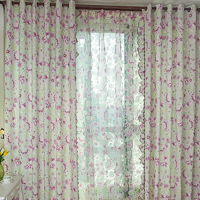 Alfa img  Showing > Floral Bedroom Curtains