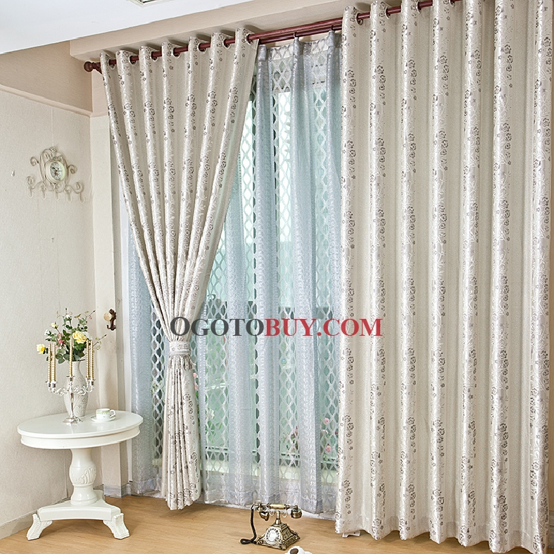 White Curtains With Pattern Pattern silver curtains