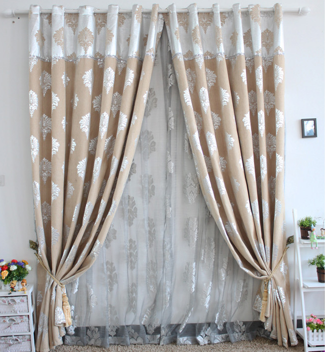 Lined Curtains - Rooms