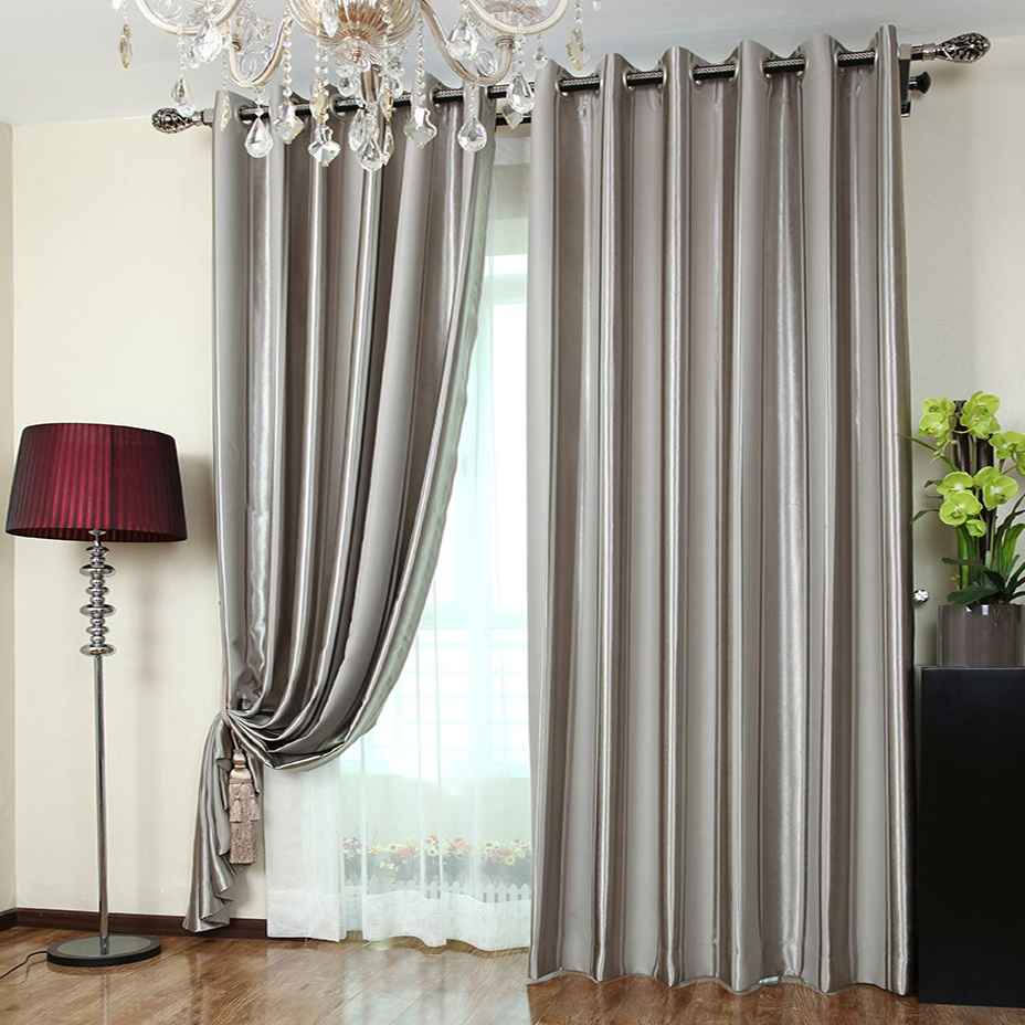 Block the peeper on pinterest modern curtains curtain - Decoration salon style romantique ...