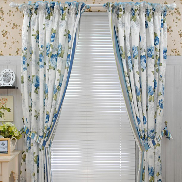 Next Blue Flower Curtains - Best Curtains 2017