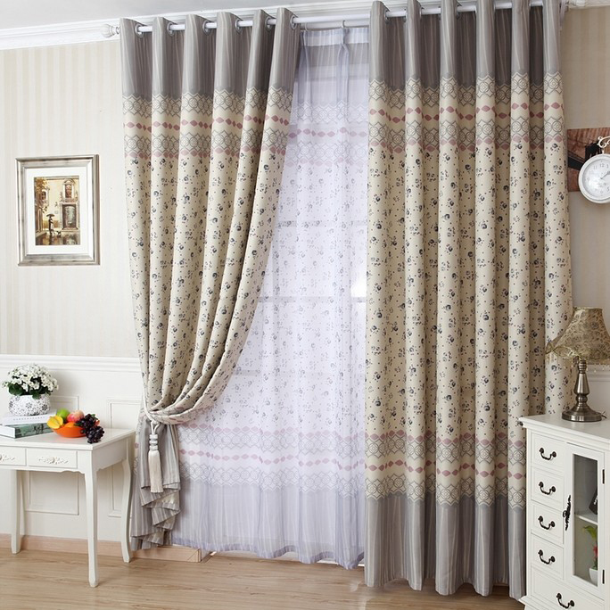 How to choose curtains and drapes for your home - Rideau chambre a coucher ...