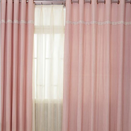 Modern Bedroom Or Living Room Blackout Curtains Two Panels
