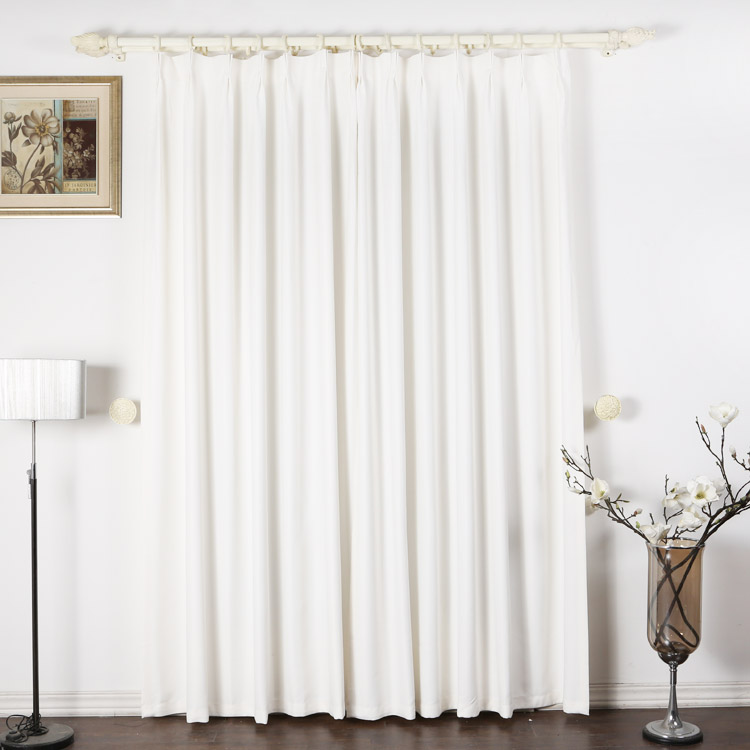 White Blackout Curtains Target White Room Darkening Pan