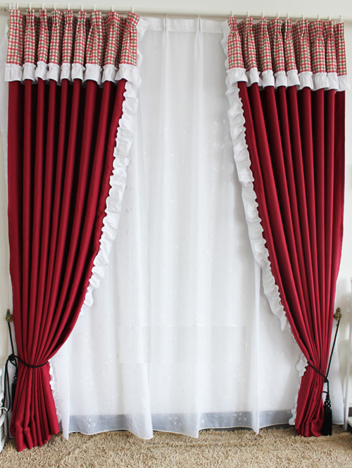Image Gallery Lined Curtains