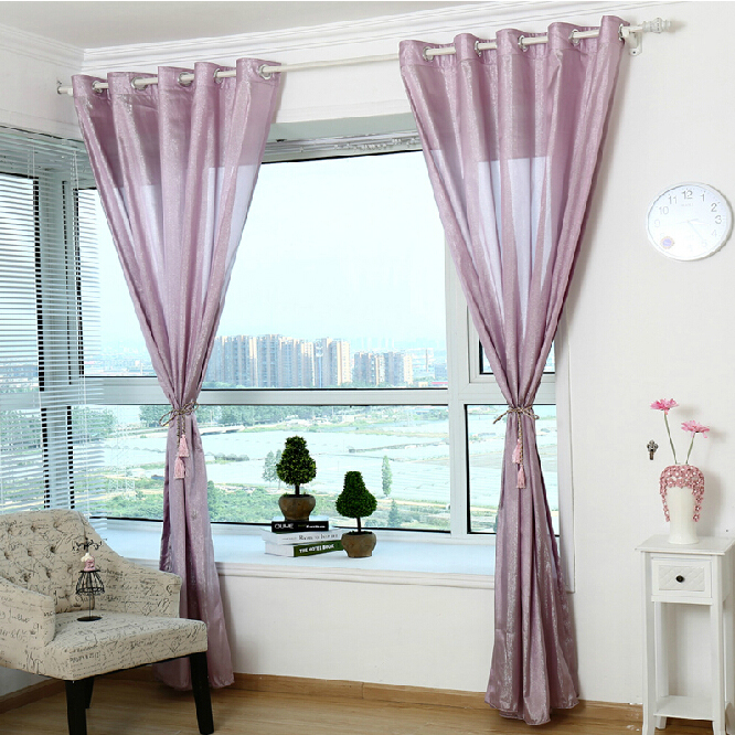 mauve sheer curtains home the honoroak. Black Bedroom Furniture Sets. Home Design Ideas
