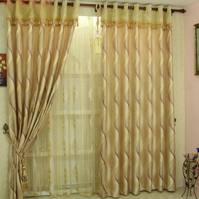 Image simple living room curtains download for Rideaux chambre a coucher