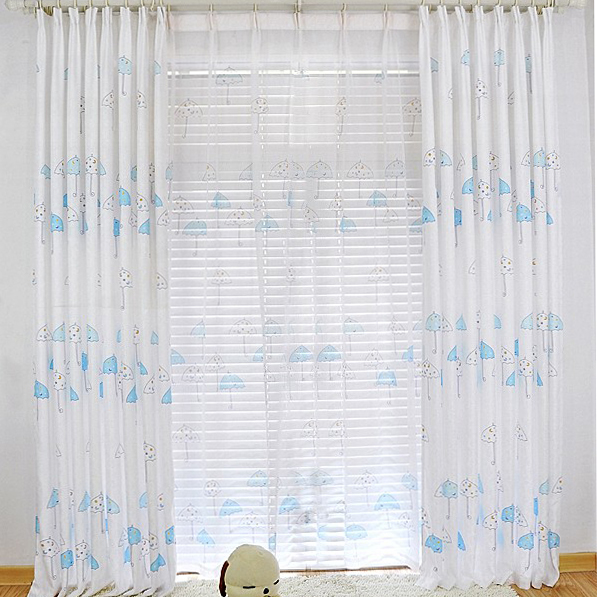 Kids White Curtains Home Ideas