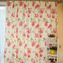 2013 Country Floral Printed Cotton Curtains