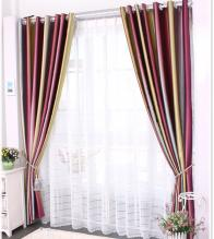 2013 Modern Cotton Linen and Fiber Curtains for Blackout
