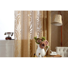 Classic Bedroom or Living Room Sheer Curtains