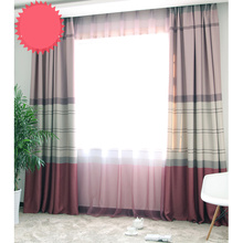 Discount Black Striped Living Room Best Plum Curtains