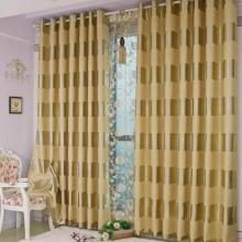 Fabulous Lineated Artificial Fiber Thermal Curtains