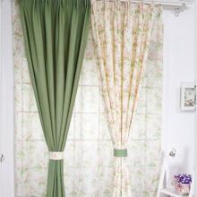 Fresh Country Blackout With Petite Flowers Curtains