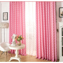 Girls Bedroom Pink Polka Dots Curtains Sale