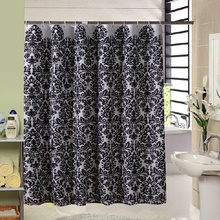 Leaf Thick Eco-friendly Designer Shower Curtains