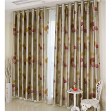 Red Leaf Energy Saving Home Best Curtains
