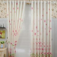 Spring Air Flowers Blending Blackout Curtains