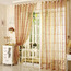 Discount and Trendy Sheer Curtains of Jacquard Crafts
