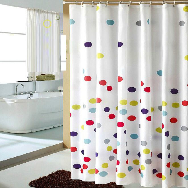 gallery for bright shower curtain