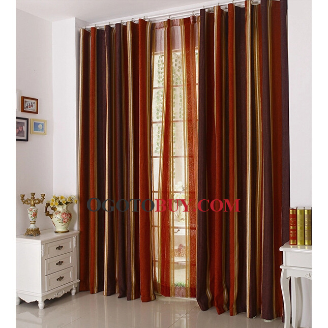 ... Striped Window Curtains Clearance. Loading Zoom