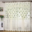 Lace Happy Country Window Curtains for Bedrooms
