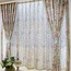 Country Floral Vintage Curtains Ideas of Polyester