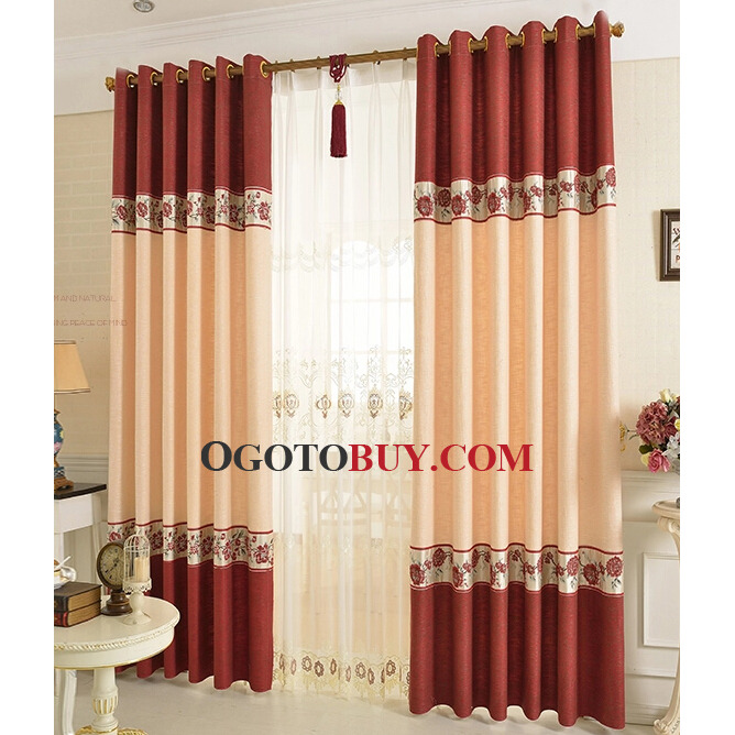 Curtains Ideas burgundy color curtains : Burgundy Window Curtains - Best Curtains 2017