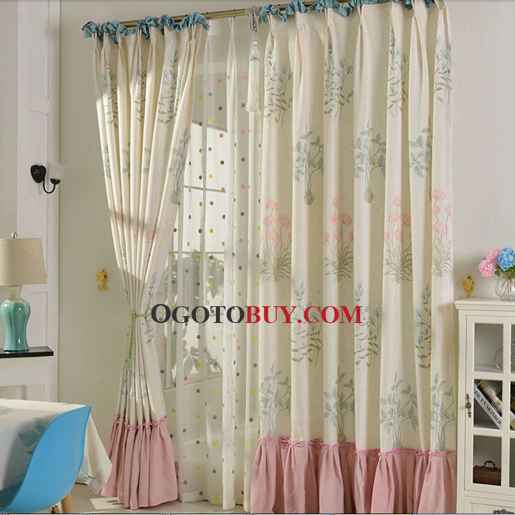... Country Curtains Sale Made Of Linen And Cotton For Kids. Loading Zoom
