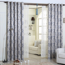 Floral Beautiful and Charming Window Curtains On Sale